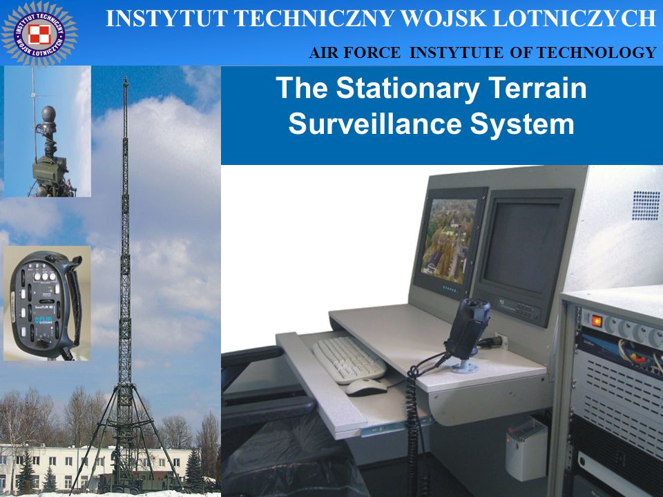 The Stationary Terrain Surveillance System