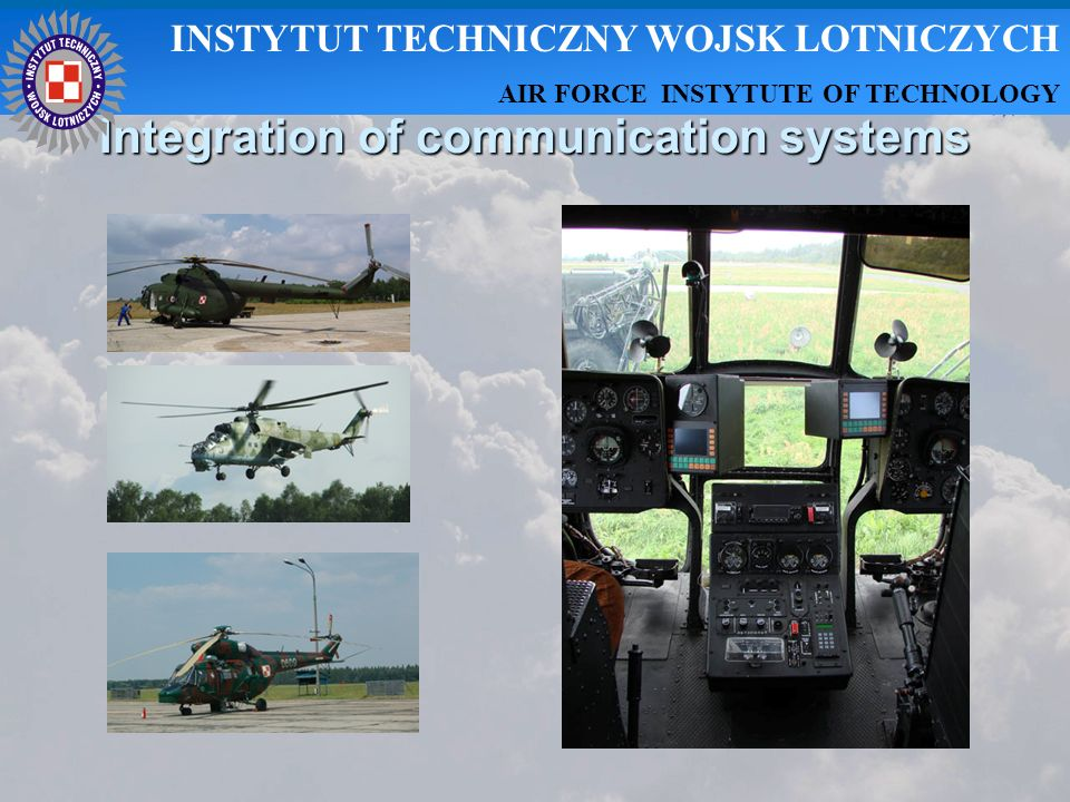 Integration of communication systems