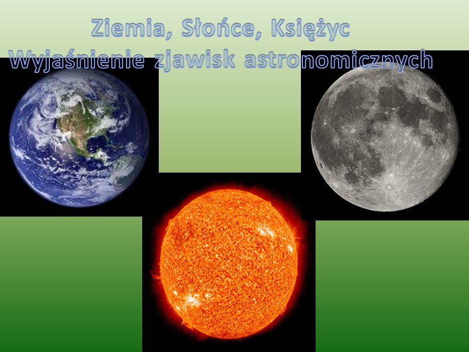 Wyjaśnienie zjawisk astronomicznych