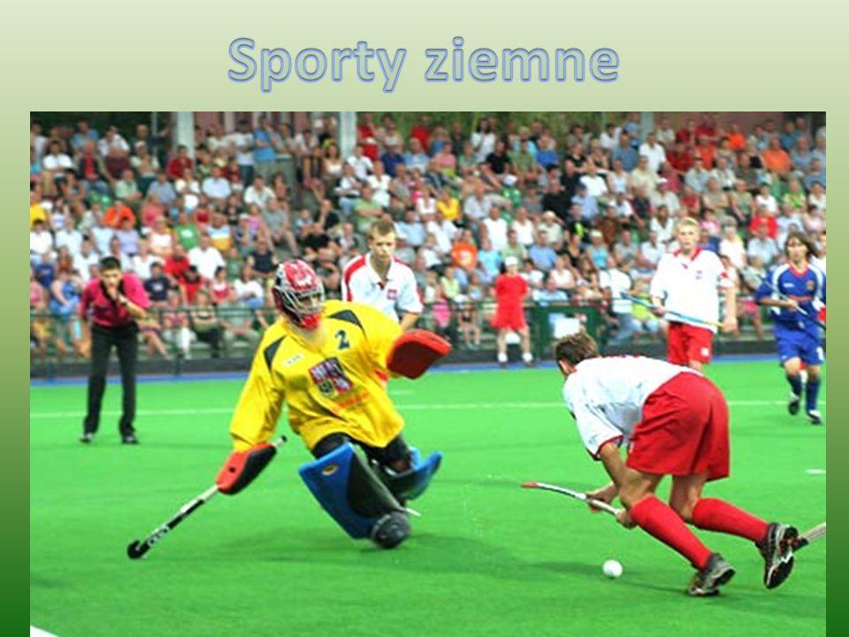 Sporty ziemne Hokej na trawie