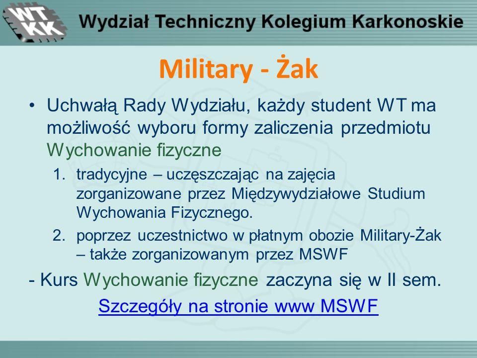 Szczegóły na stronie www MSWF