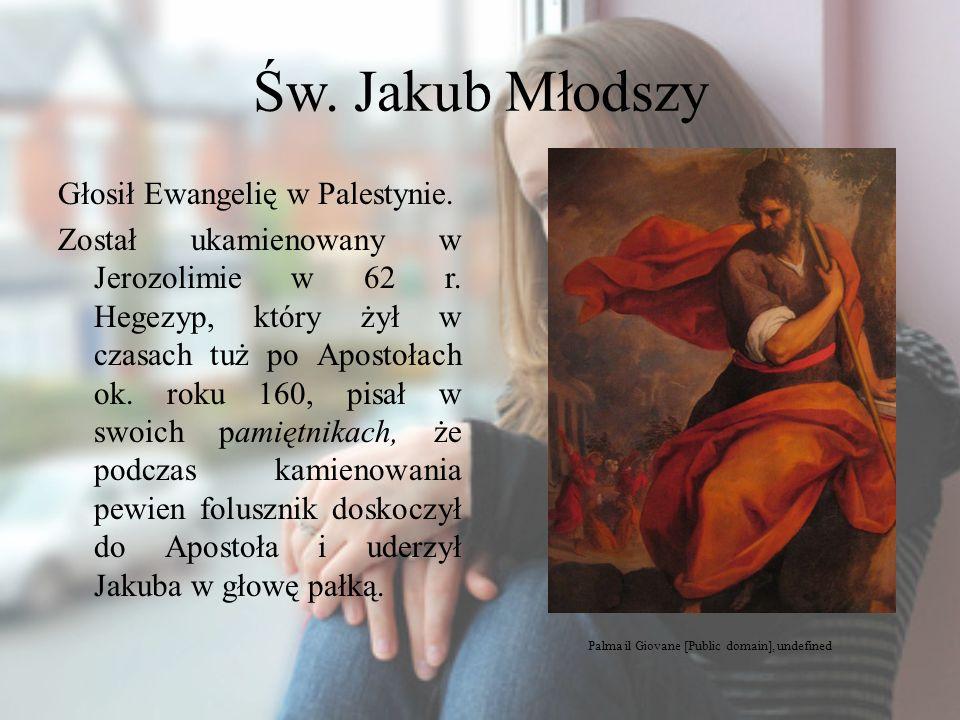 Św. Jakub Młodszy