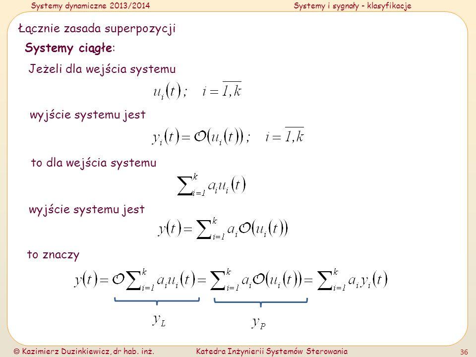 Łącznie zasada superpozycji