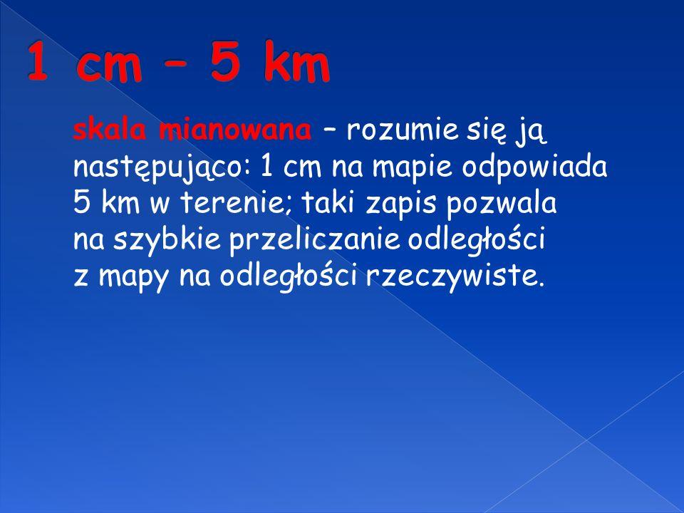 1 cm – 5 km