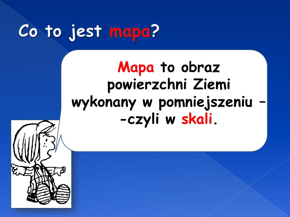 Co to jest mapa.