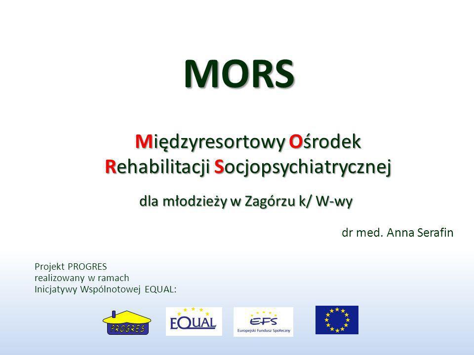 MORS Międzyresortowy Ośrodek Rehabilitacji Socjopsychiatrycznej