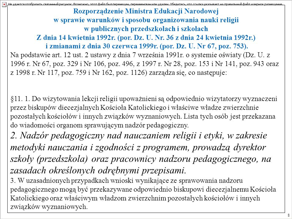 i zmianami z dnia 30 czerwca 1999r. (por. Dz. U. Nr 67, poz. 753).