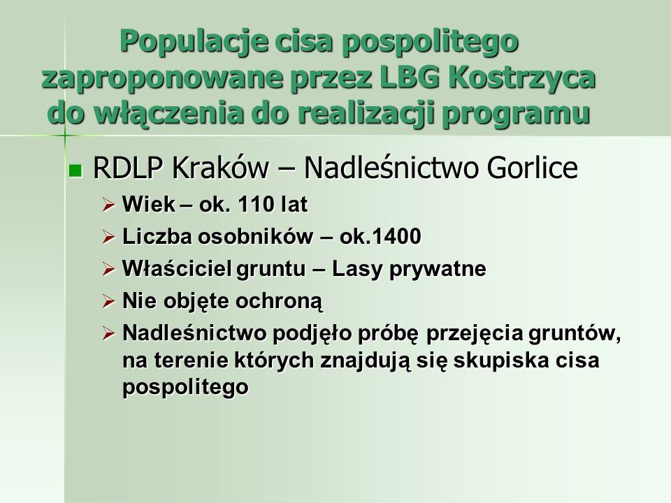 RDLP Kraków – Nadleśnictwo Gorlice