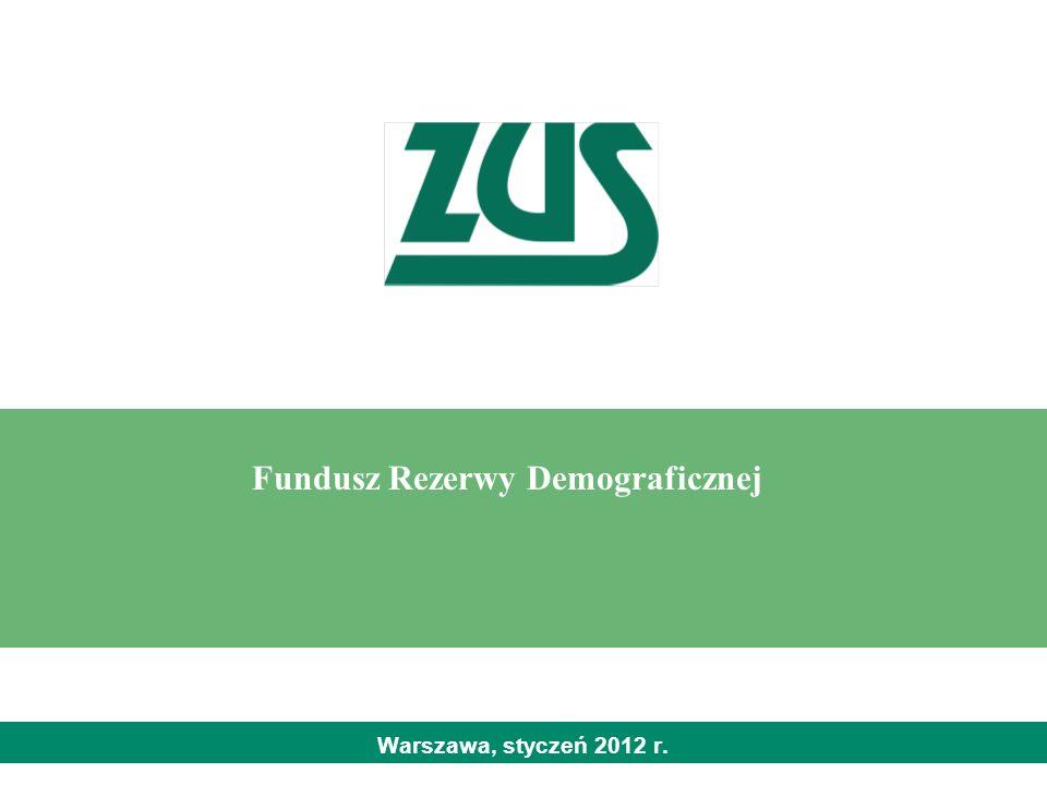 Fundusz Rezerwy Demograficznej