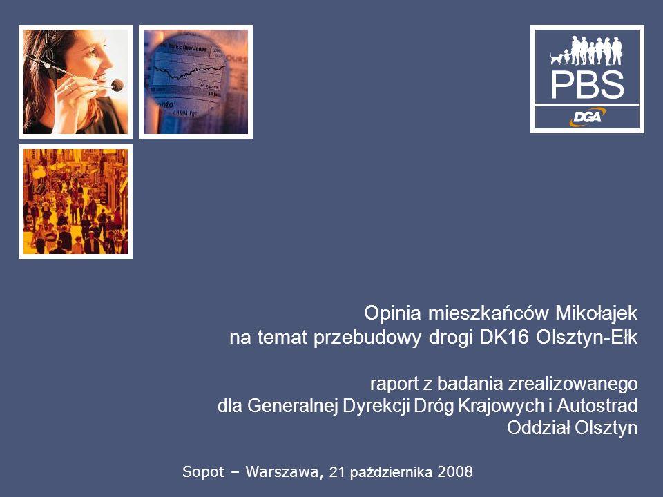 Sopot – Warszawa, 21 października 2008