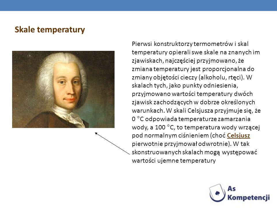Skale temperatury
