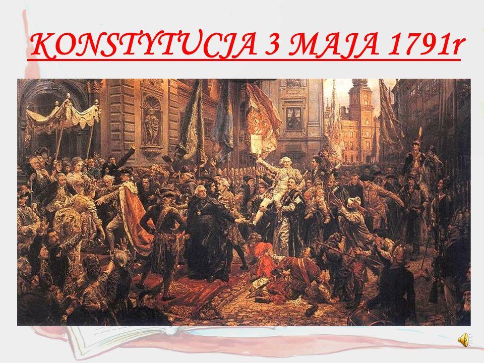KONSTYTUCJA 3 MAJA 1791r