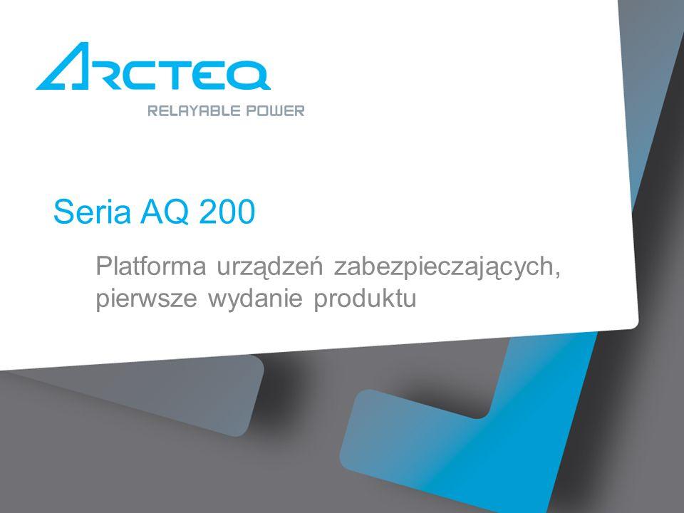Platforma urządzeń zabezpieczających, pierwsze wydanie produktu
