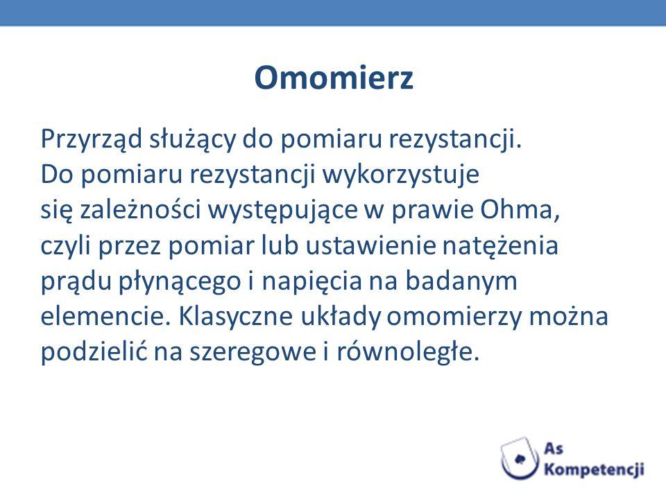 Omomierz