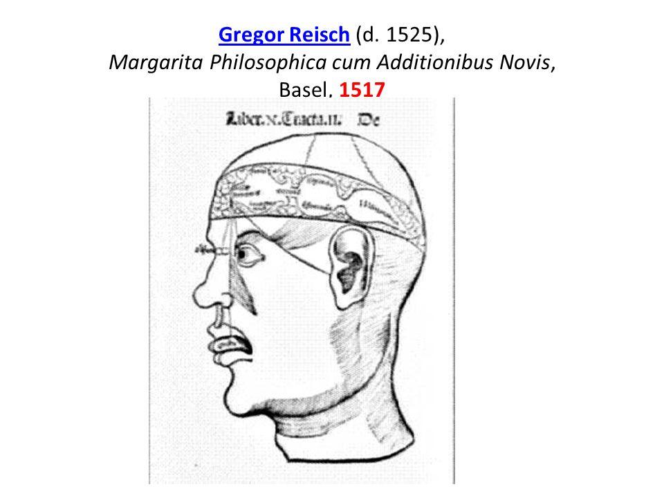 Gregor Reisch (d. 1525), Margarita Philosophica cum Additionibus Novis, Basel, 1517