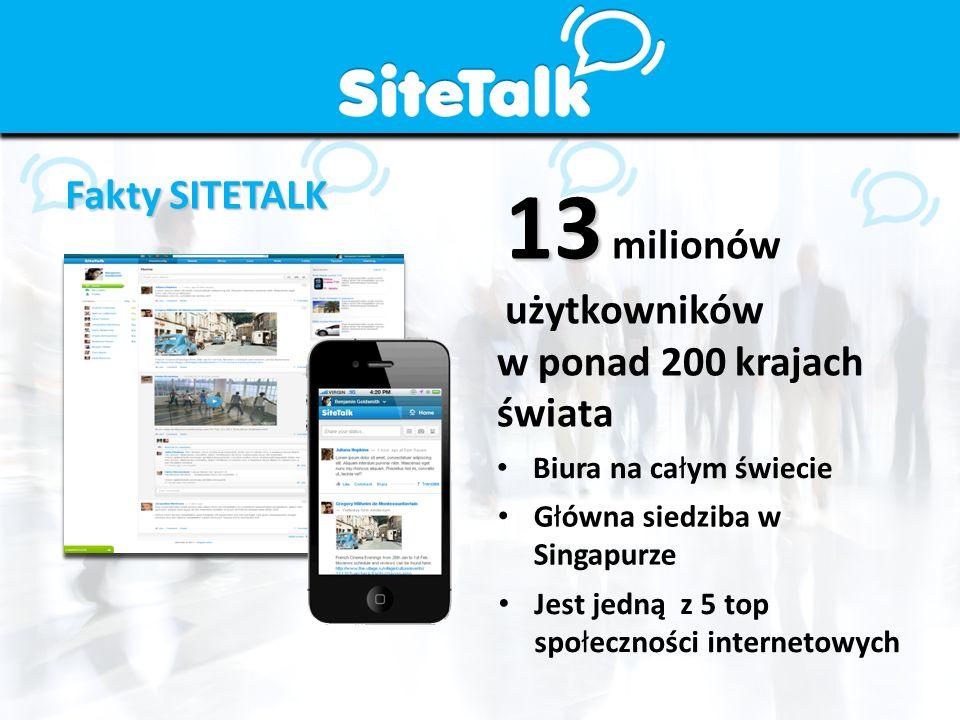 13 milionów użytkowników