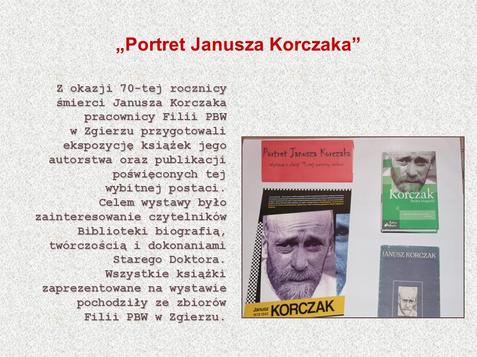 """Portret Janusza Korczaka"