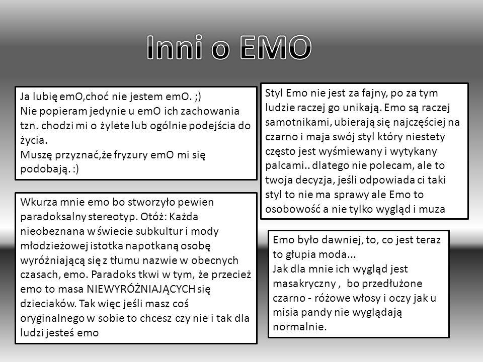 Inni o EMO