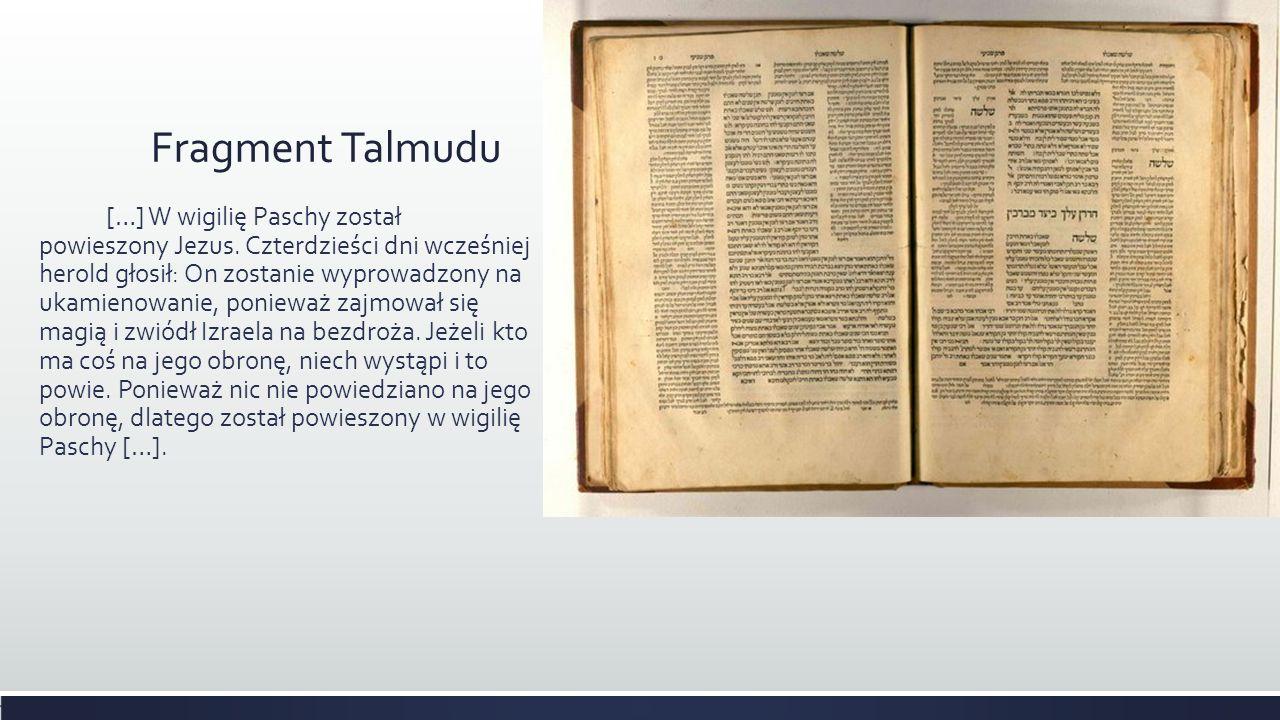 Fragment Talmudu