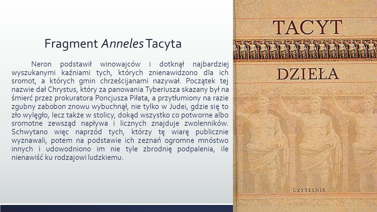 Fragment Anneles Tacyta