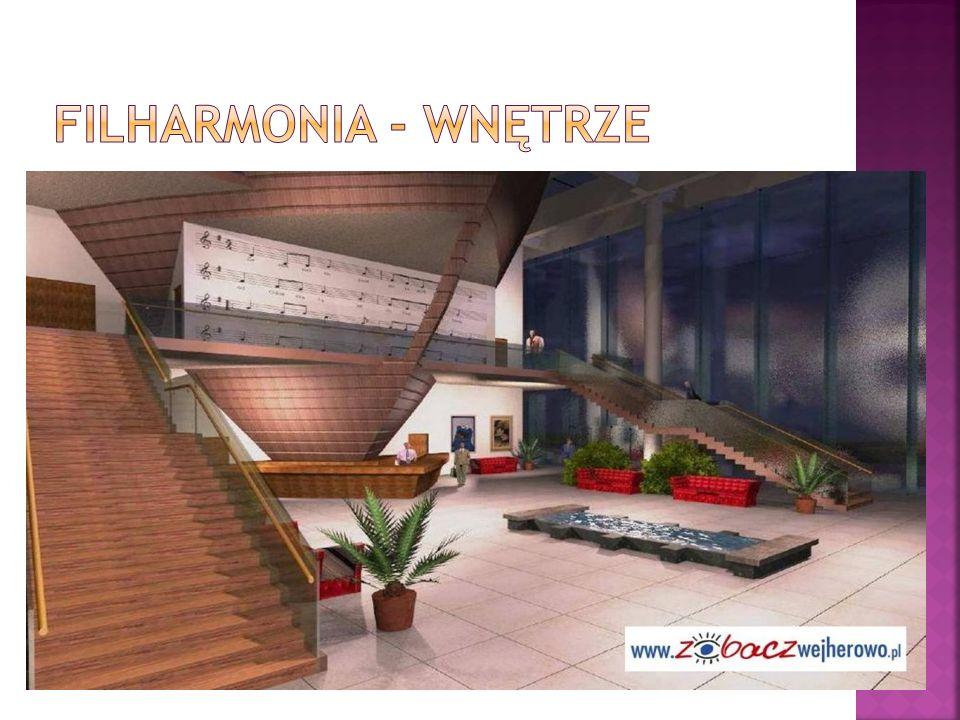 Filharmonia - wnętrze