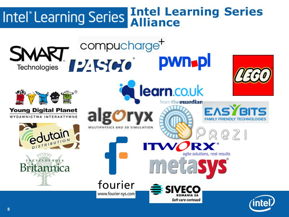 Intel Learning Series Alliance