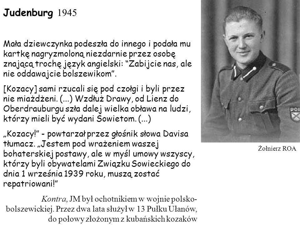 Judenburg 1945