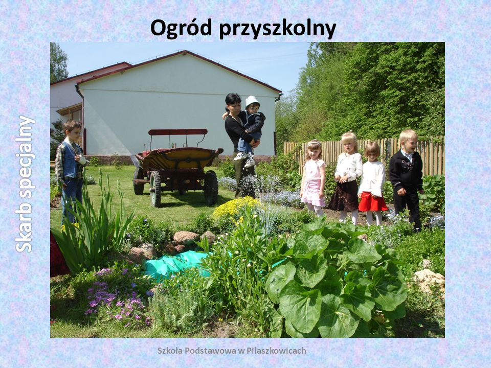 Szkoła Podstawowa w Pilaszkowicach