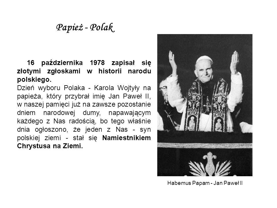 Habemus Papam - Jan Paweł II