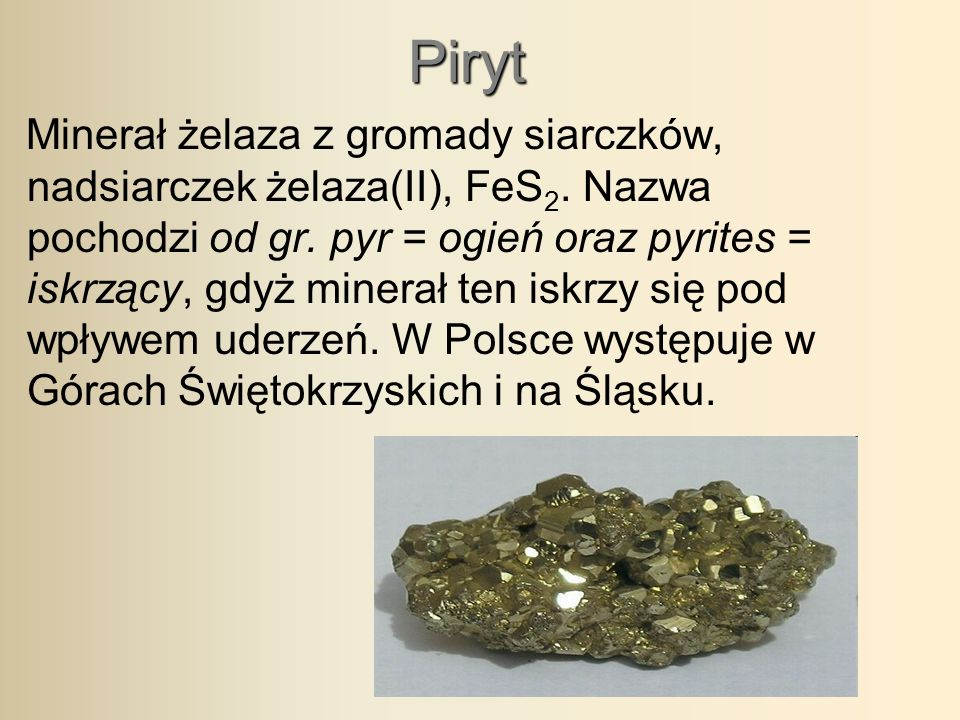 Piryt