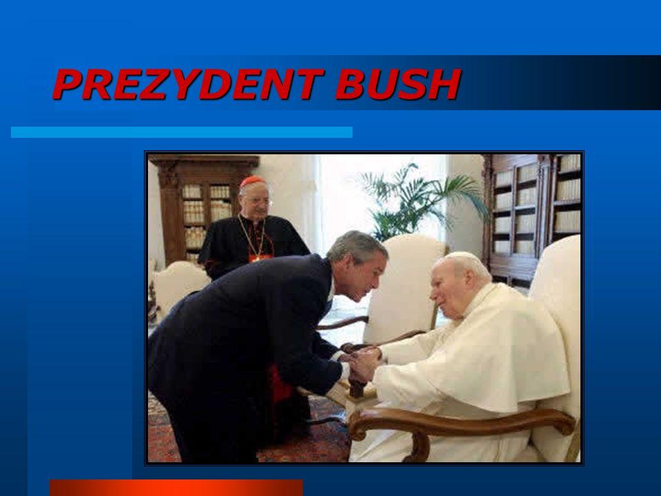 PREZYDENT BUSH