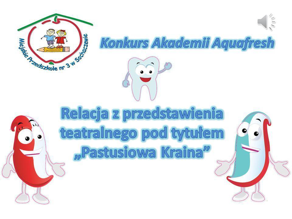 Konkurs Akademii Aquafresh