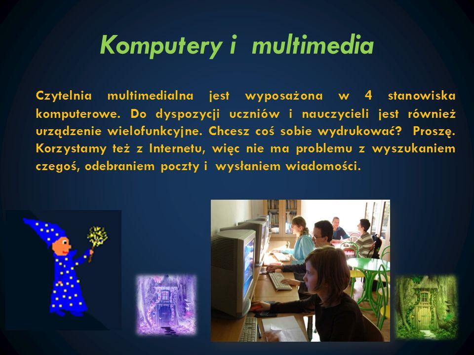 Komputery i multimedia