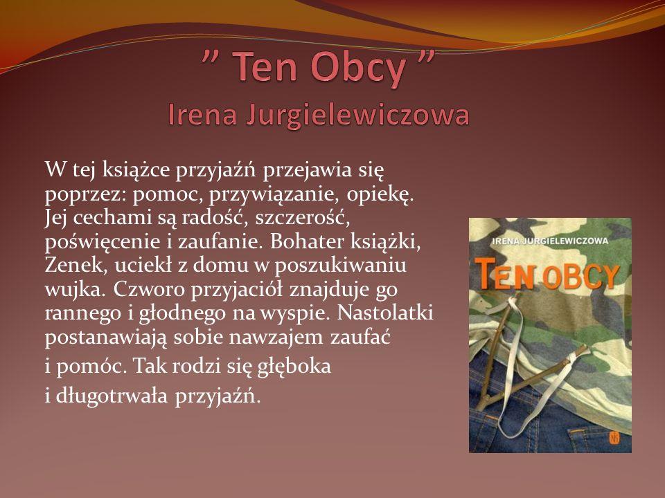 Ten Obcy Irena Jurgielewiczowa
