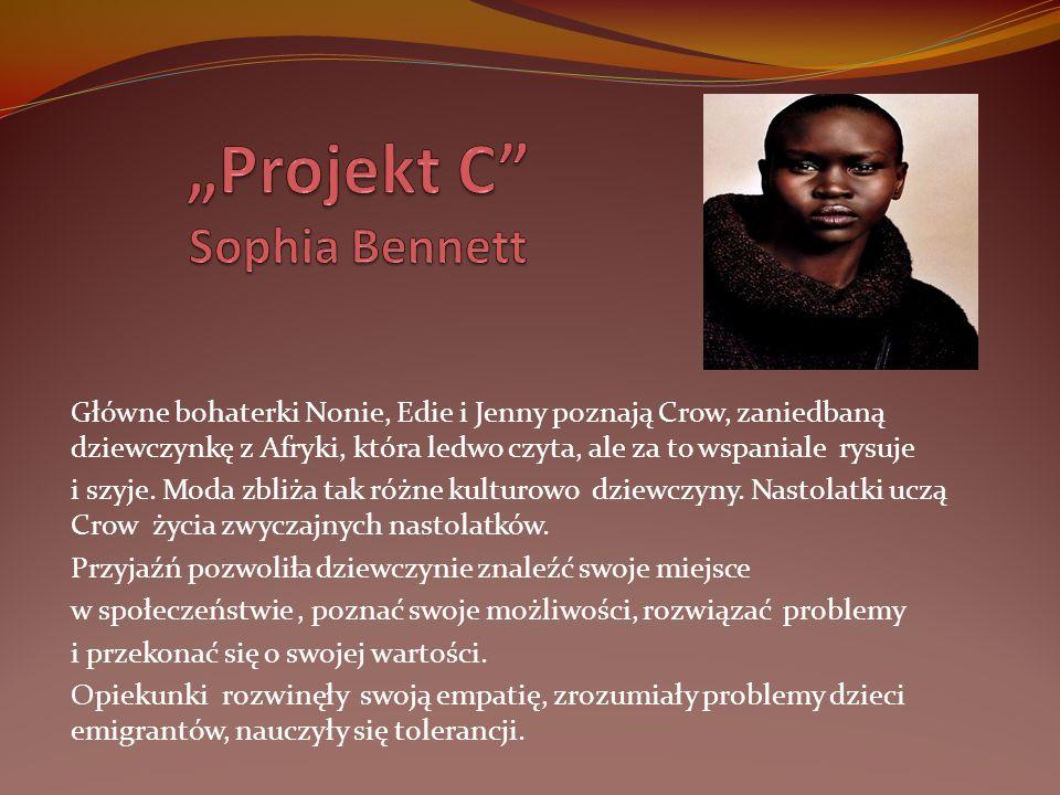 """""""Projekt C Sophia Bennett"""
