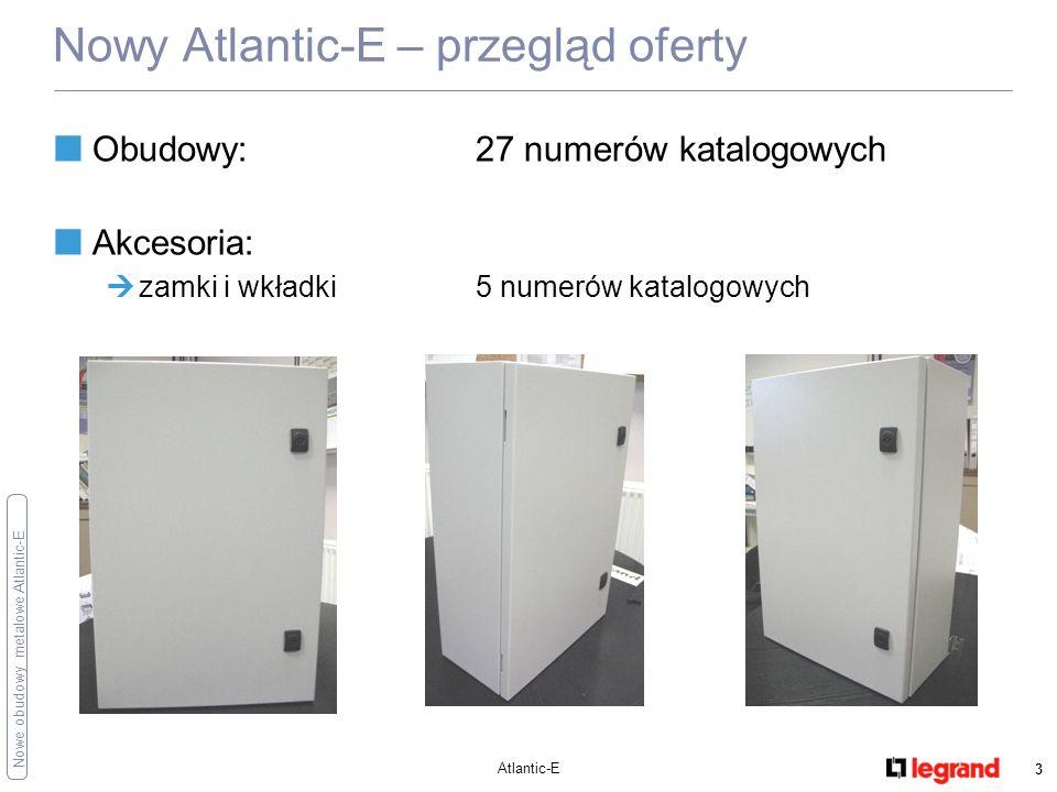 Nowy Atlantic-E – przegląd oferty