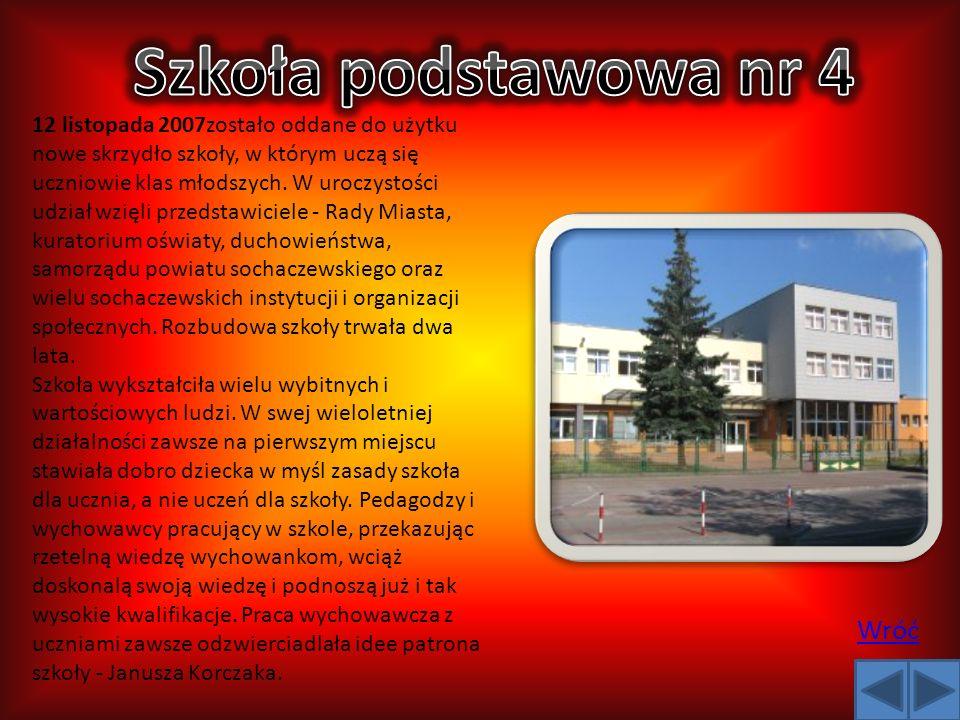 Szkoła podstawowa nr 4 Wróć