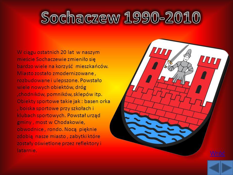 Sochaczew 1990-2010