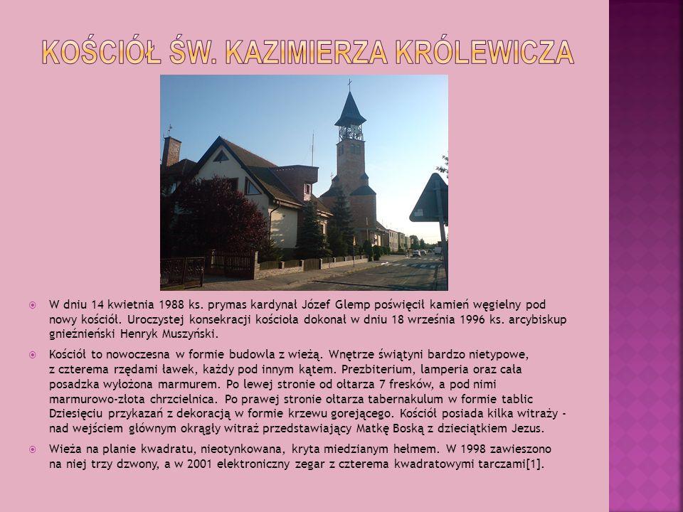 kościół św. Kazimierza Królewicza