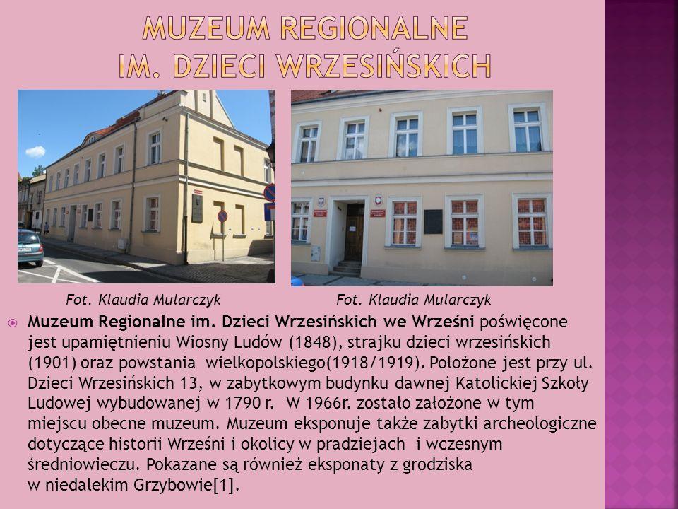 Muzeum Regionalne im. Dzieci Wrzesińskich