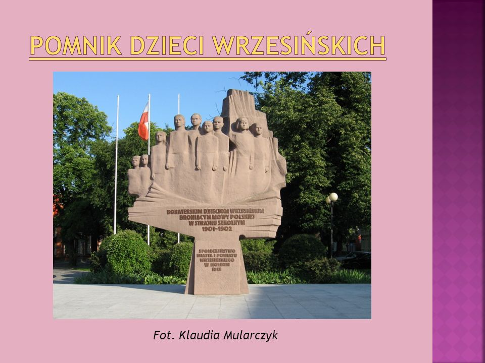 Pomnik Dzieci Wrzesińskich