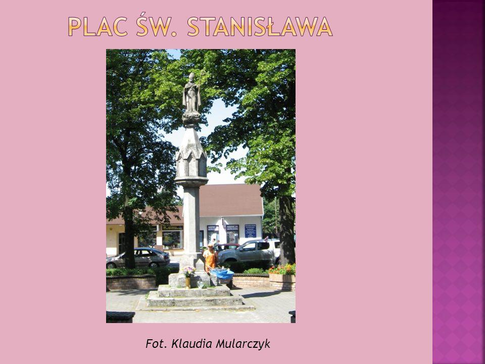 Plac Św. Stanisława Fot. Klaudia Mularczyk