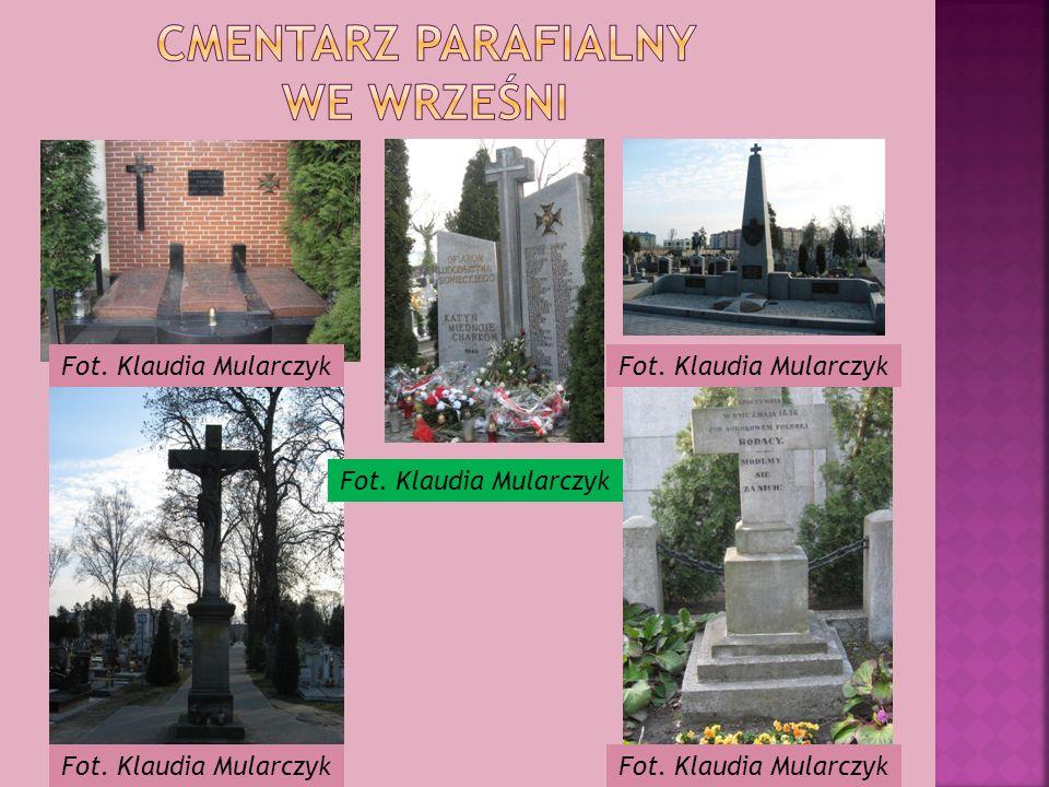 Cmentarz parafialny we wrześni