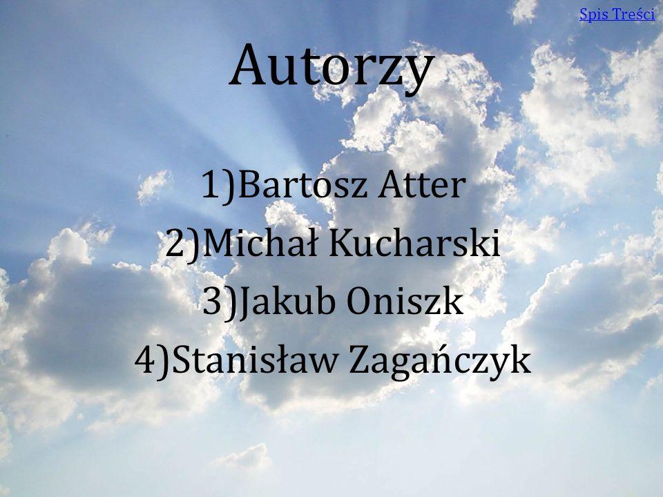 Autorzy Bartosz Atter Michał Kucharski Jakub Oniszk