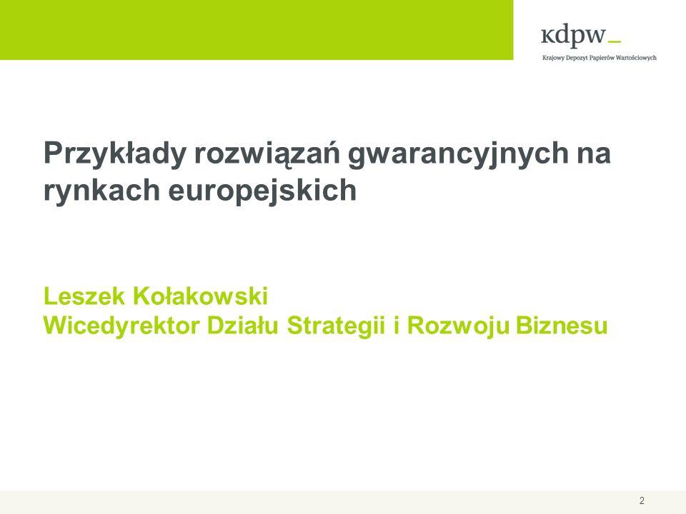 Przykłady rozwiązań gwarancyjnych na rynkach europejskich
