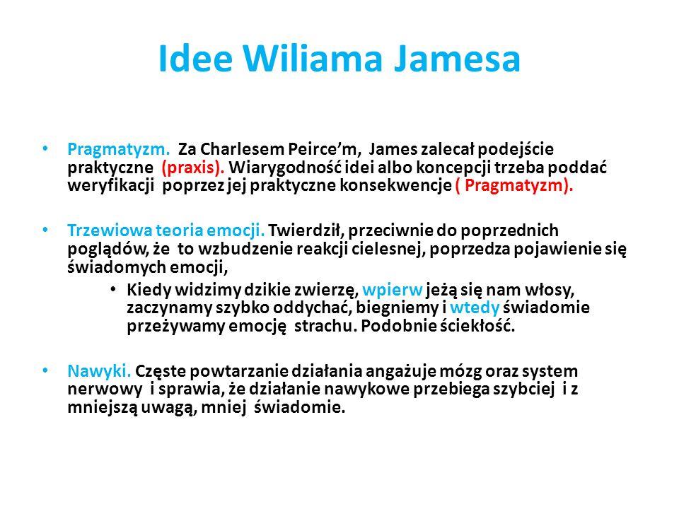 Idee Wiliama Jamesa