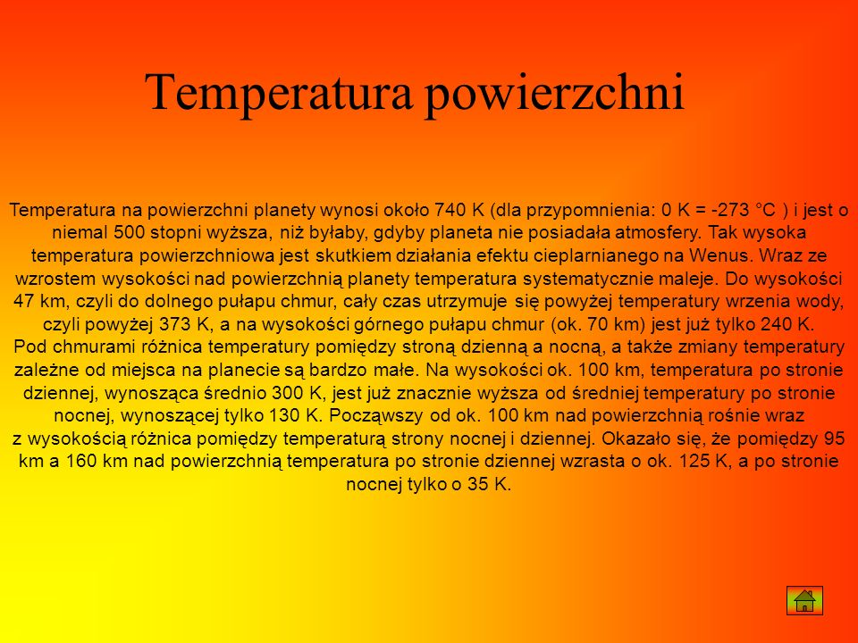 Temperatura powierzchni