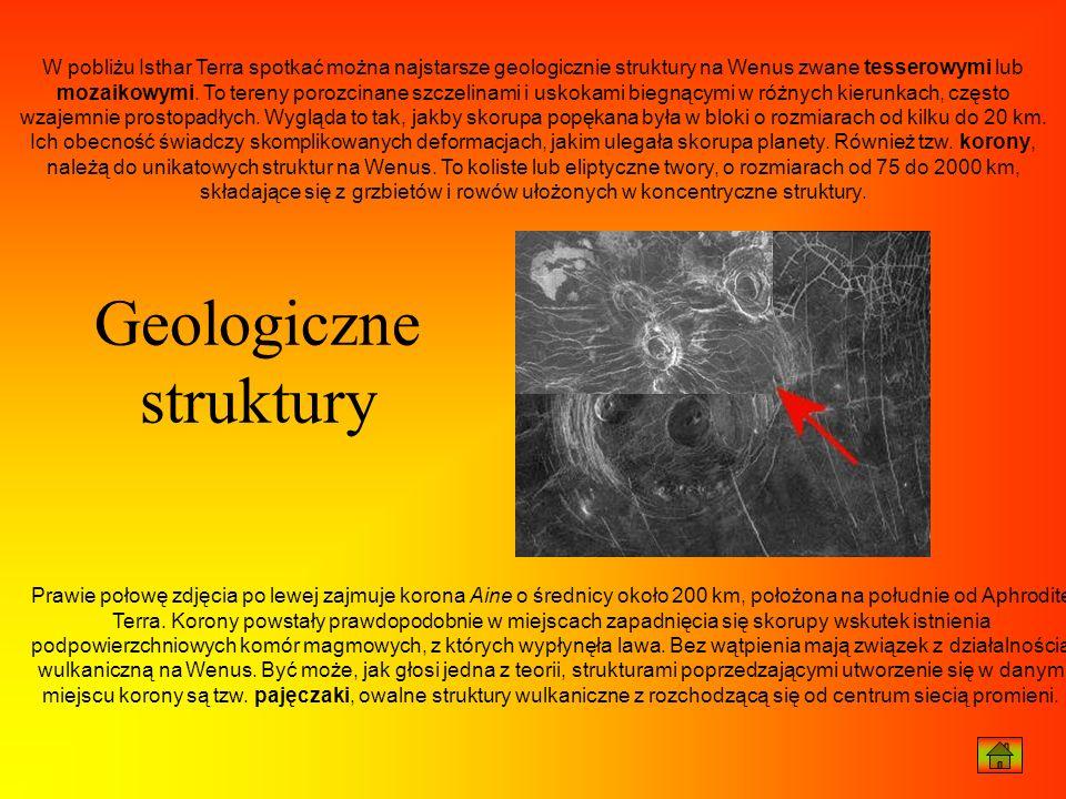 Geologiczne struktury
