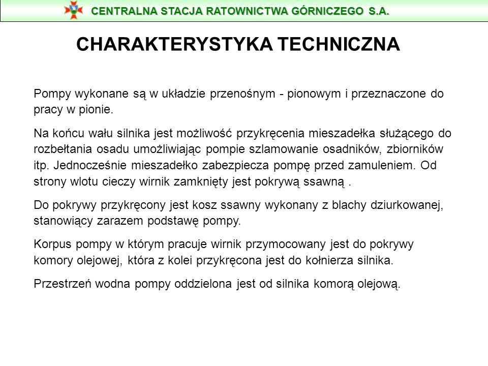 CHARAKTERYSTYKA TECHNICZNA