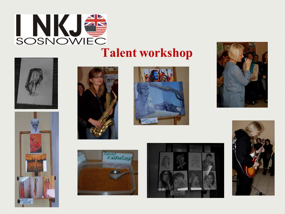 Talent workshop